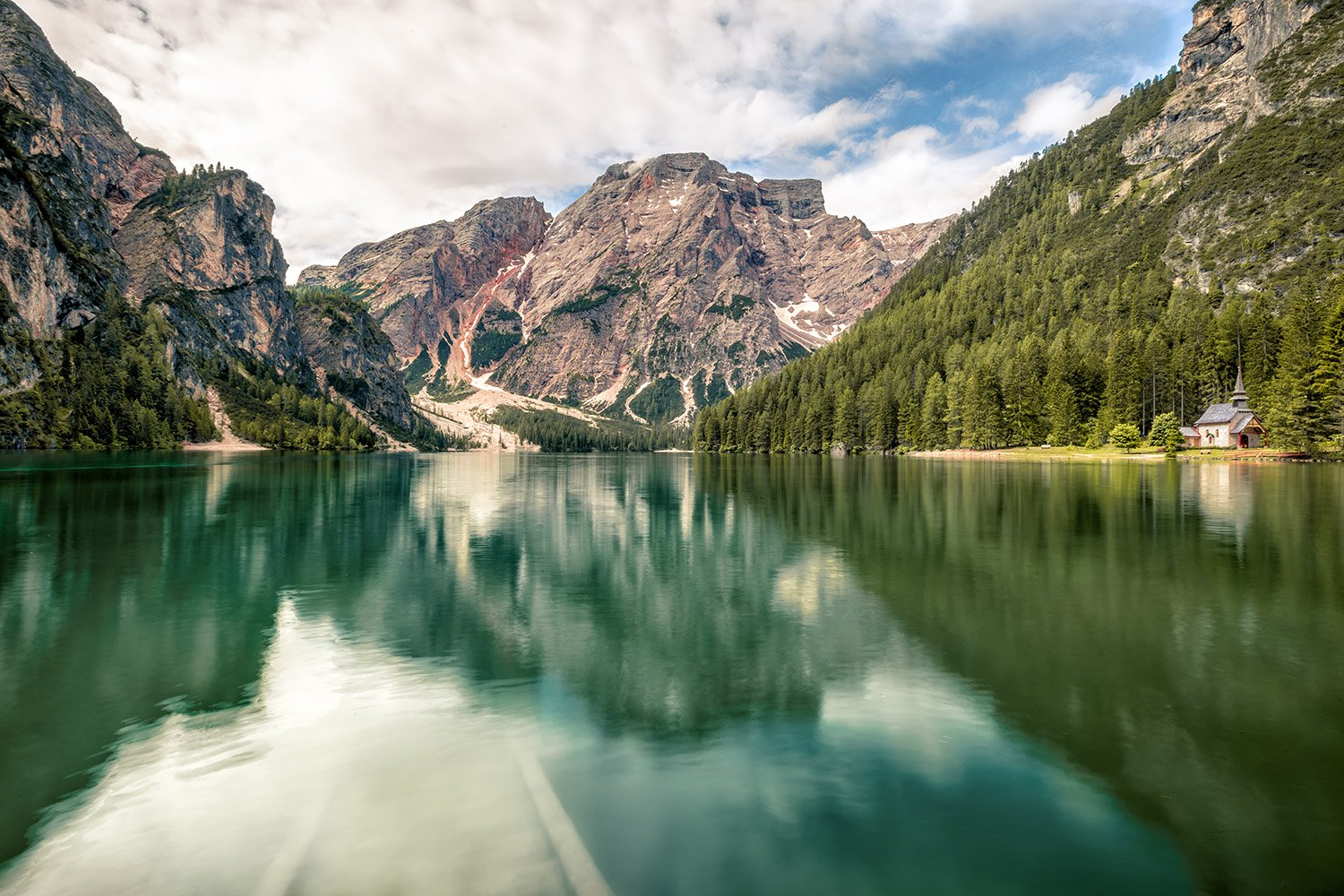 Why I Fell in Love with Lago di Braies