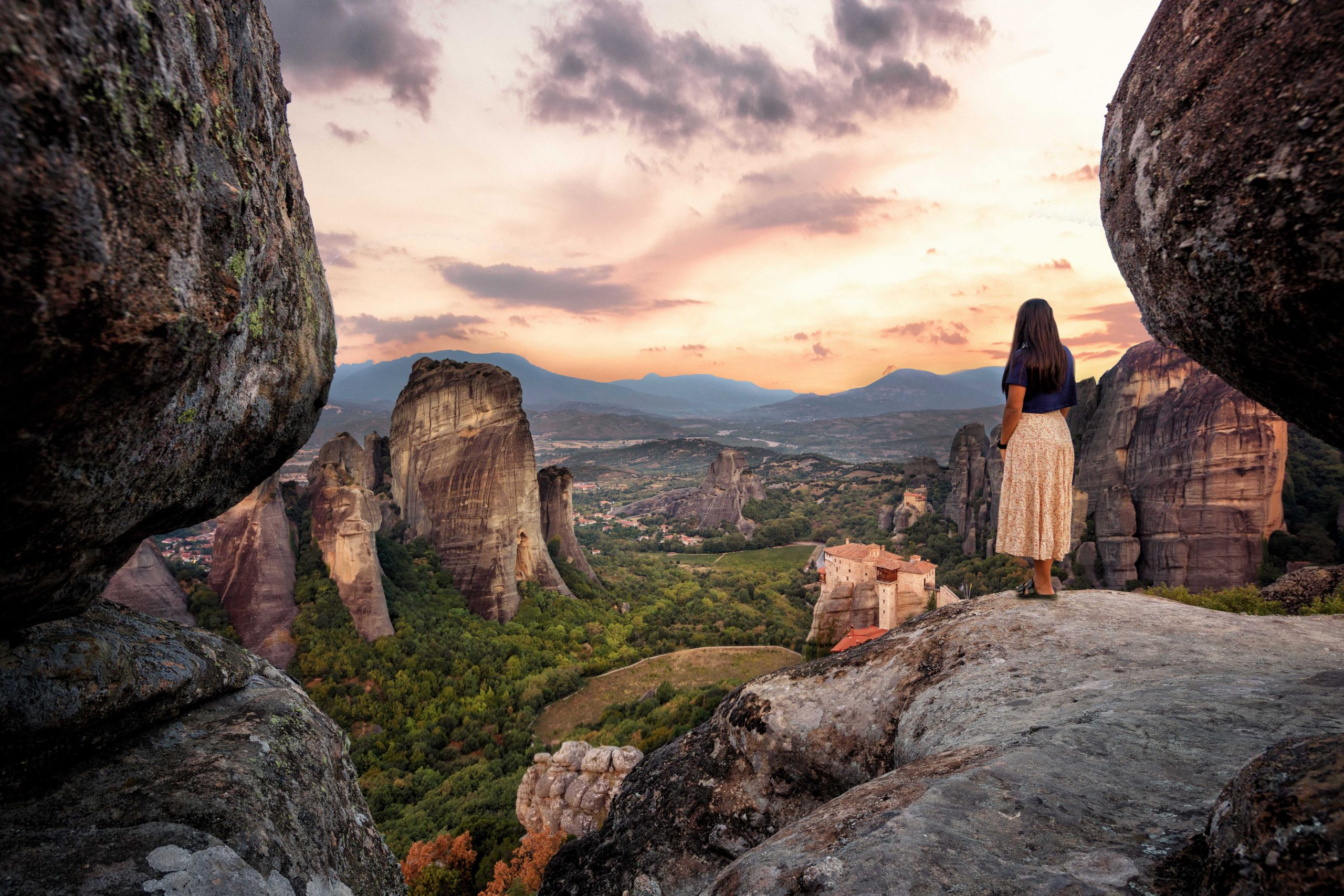 Visiting Meteora: A Travel Guide