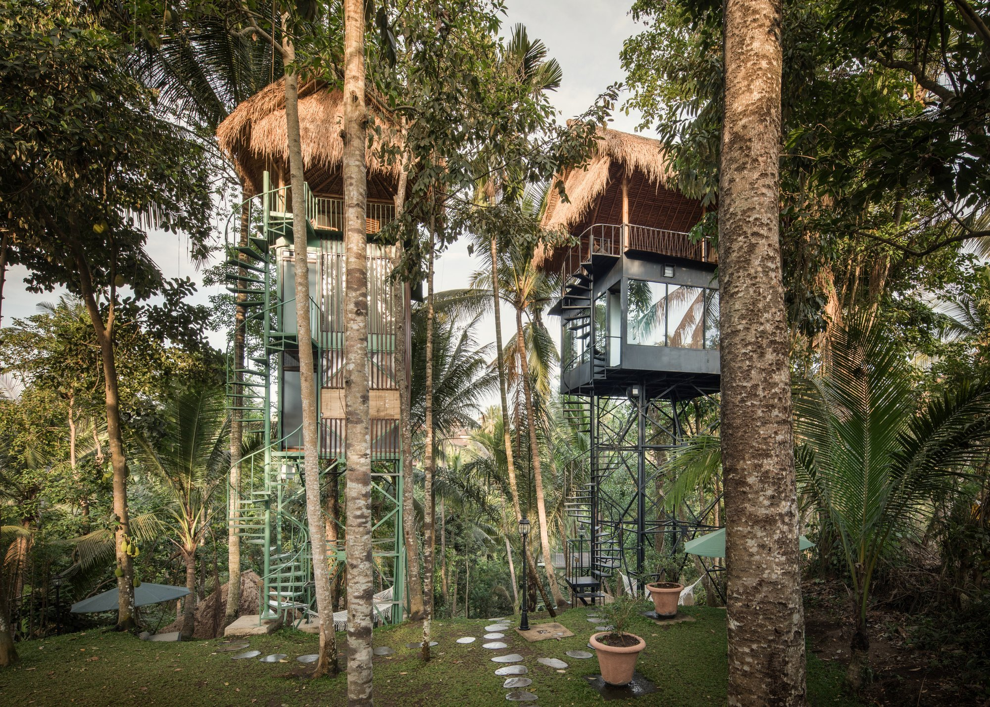 Sleep in These Sustainable Tree Houses Around the World